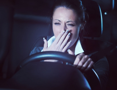 How to stay awake while driving long distances
