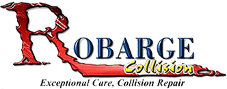 Robarge Collision Logo